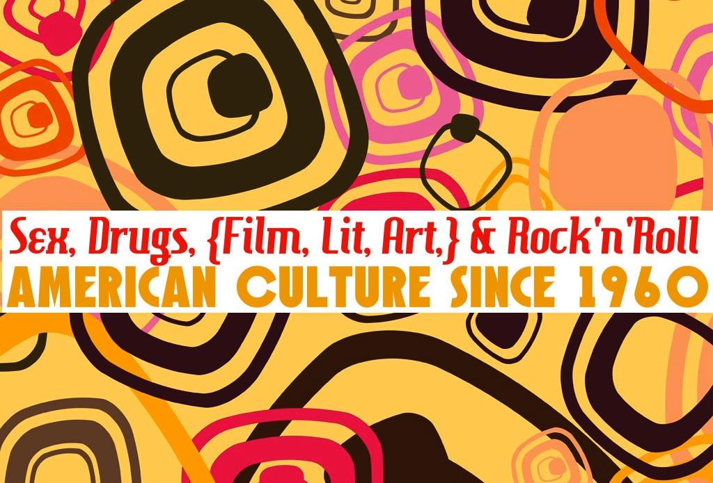 american culture                               since 1960