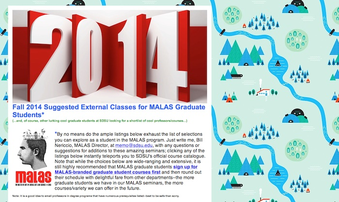 fall 2014 suggested                             classes